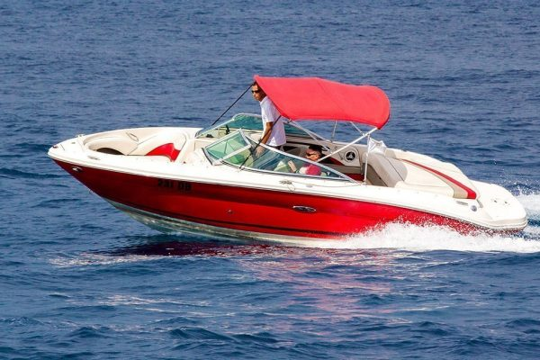 Dubrovnik Private Speedboat Excursions_Sea Ray 220 Select_ALT