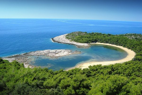 Western Elaphite islands and Mljet island private day trip - boats