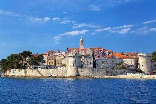 Dubrovnik to Korcula private day trip - boats - yachts